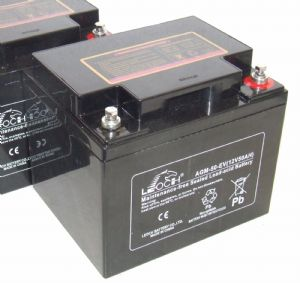 Leoch AGM-50-EV - Deep Cycle Camping Battery